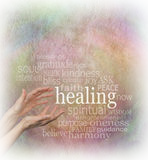 Reiki healing in Sedona