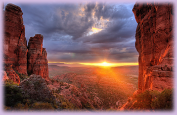 Soothe your mind, body, emotions and spirit in Sedona.